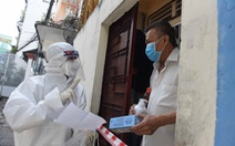 Dừng test nhanh với người ra vào khu vực cửa khẩu Móng Cái, Quảng Ninh