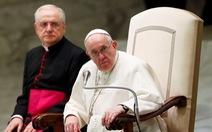 Đức Giáo hoàng Francis 'hổ thẹn' vì nạn ấu dâm ở Giáo hội Công giáo Pháp