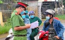 Đồng Nai bãi bỏ 'giấy đi đường' cho công nhân đi làm việc