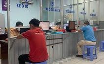 CSGT TP.HCM nhận đăng ký xe cả thứ bảy và chủ nhật trong tháng 10