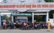 Huyện Trần Đề xin cách ly toàn huyện, Sóc Trăng có số ca mới cao nhất từ trước đến nay,