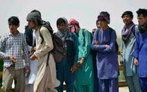 Người dân Afghanistan tìm đường vượt biên qua ngõ Iran