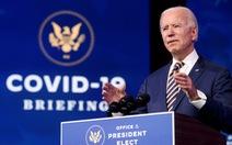 10 thượng nghị sĩ Cộng hòa kêu gọi Tổng thống Biden giảm gói cứu trợ 1.900 tỉ USD