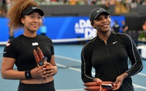 Vui với Osaka và Serena