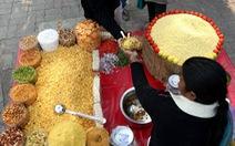 Ấn Độ tìm 'danh phận' cho ẩm thực đường phố