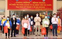 Tin vui ngày 30 Tết: 27 bệnh nhân COVID-19 được công bố khỏi bệnh