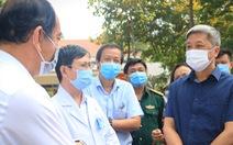 Thứ trưởng Bộ Y tế Nguyễn Trường Sơn: 'Cơ hội đuổi theo virus của TP.HCM vẫn còn, nếu….'