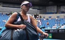 Đương kim vô địch đơn nữ Úc mở rộng bị loại