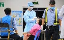 Chiều 11-2, TP.HCM thêm 3 địa điểm mới người dân cần khai báo y tế nếu đã đến