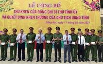 Phá vụ pha chế 2,7 triệu lít xăng giả: Công an Đồng Nai nhận thư khen