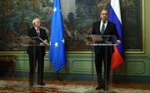 Nga sẵn sàng cắt quan hệ với EU nếu dính đòn trừng phạt