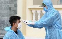 Bắc Ninh rà soát người từ TP.HCM về, hướng dẫn khai báo y tế