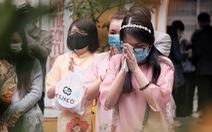 Người dân 3 miền đi lễ chùa sáng mùng 1, cầu năm Tân Sửu không COVID