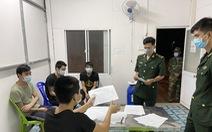 4 người từ Campuchia bơi qua sông Hậu, nhập cảnh trái phép lúc giao thừa