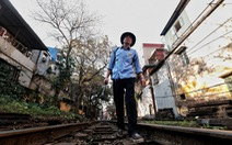 Người tuần đường gần 20 năm đón giao thừa trên đường ray