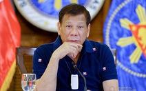 Ông Duterte ra 'tối hậu thư' về thỏa thuận 20 năm với Mỹ