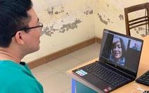 Valentine đặc biệt của y bác sĩ bệnh viện điều trị bệnh nhân COVID-19 tại Quảng Ninh