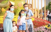 Kéo dài thời gian mở cửa đường hoa Nguyễn Huệ đến mùng 5 Tết