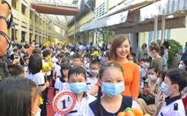 TP.HCM chính thức cho học sinh trở lại trường từ ngày 1-3
