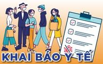 Người dân từ các địa phương trở lại Hà Nội sau Tết phải khai báo y tế ra sao?