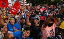Quân đội Myanmar cam kết chuyển giao quyền lực: 'Quân đội sẽ không nắm quyền lâu'