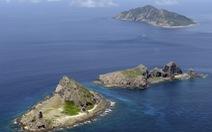 Nhật trang bị tàu vận tải gần Senkaku/Điếu Ngư để đối phó Trung Quốc