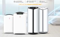 VinSmart trình làng máy lọc không khí và giải pháp quản lý nhà thông minh cho gia đình Việt