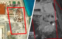 Ảnh vệ tinh tố cáo Trung Quốc tiếp tục xây dựng trái phép ở Trường Sa