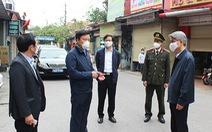 Tìm người đến 8 nơi liên quan 'ổ dịch mới' Kim Thành, Hải Dương