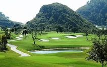 Hòa Bình chuyển hàng trăm hecta đất trồng rừng thành sân golf sai quy hoạch