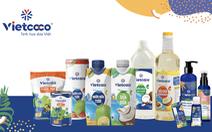 Thay đổi hệ thống nhận diện đưa thương hiệu Vietcoco lên tầm cao mới
