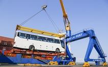 Đầu năm mới, doanh nghiệp Việt tăng xuất khẩu ôtô, linh kiện phụ tùng