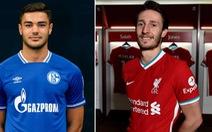 Liverpool mua hai trung vệ trong ngày cuối thị trường chuyển nhượng