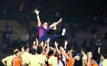 Nhà vô địch hạng Nhất quốc gia 2021 được thưởng 1 tỉ đồng