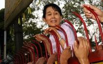 Bà Aung San Suu Kyi đang ở đâu sau đảo chính hôm 1-2?