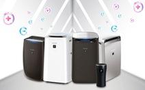 Sharp đoạt giải máy lọc khí xuất sắc nhất tại Tech Awards 2020