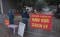 Chiều nay Việt Nam thêm 20 ca COVID-19 mới, Hà Nội 'đã kiểm soát được dịch'