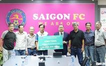 FC Ruykyu sẽ tiếp nhận 2 cầu thủ do CLB Sài Gòn giới thiệu sang Nhật Bản