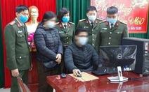 Người chỉnh sửa văn bản cho nghỉ học của UBND tỉnh Thái Nguyên là nam sinh lớp 10