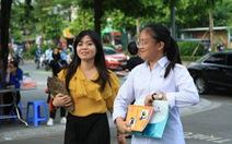 Phụ huynh Hà Nội hoang mang vì quy định tuyển sinh lớp 10 thay đổi