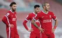 Liverpool thua trận thứ tư liên tiếp ở Premier League