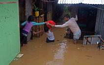 Bão Dujuan đã suy yếu thành áp thấp nhiệt đới