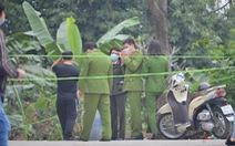 Án mạng ở Hòa Bình: Hung thủ mượn dao của quán truy sát cả phòng, 3 người chết đều ở Hà Nội