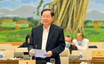 Đề nghị cho Hà Nội tăng số lượng đại biểu HĐND chuyên trách