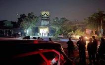 Án mạng 3 người chết, 3 người bị thương ở Hòa Bình: Xô xát từ quán karaoke