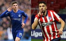 Vòng 16 đội Champions League: Kinh nghiệm đấu sức trẻ