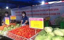 Nhiều siêu thị 'giải cứu' nông sản Hải Dương