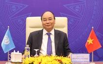 Thủ tướng Nguyễn Xuân Phúc kêu gọi tuân thủ luật pháp quốc tế tại LHQ