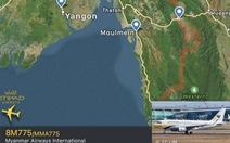 Trung Quốc và Myanmar ấp úng về 5 chuyến bay bí ẩn mỗi đêm