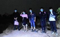 Bắt 5 người Trung Quốc nhập cảnh trái phép, đi từ Bắc vào Nam để trốn qua Campuchia